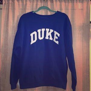 Duke Crewneck
